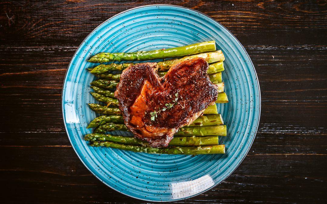 Cómo cocinar de manera saludable la carne de vacuno