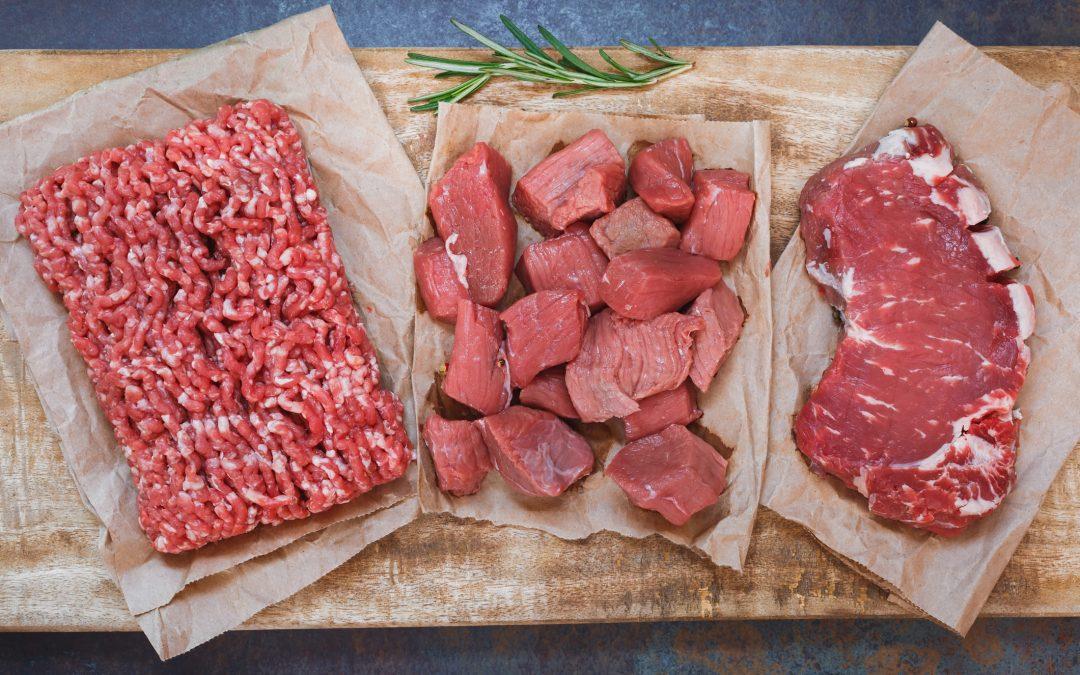 ¿Sabes cómo congelar y descongelar la carne de forma adecuada?