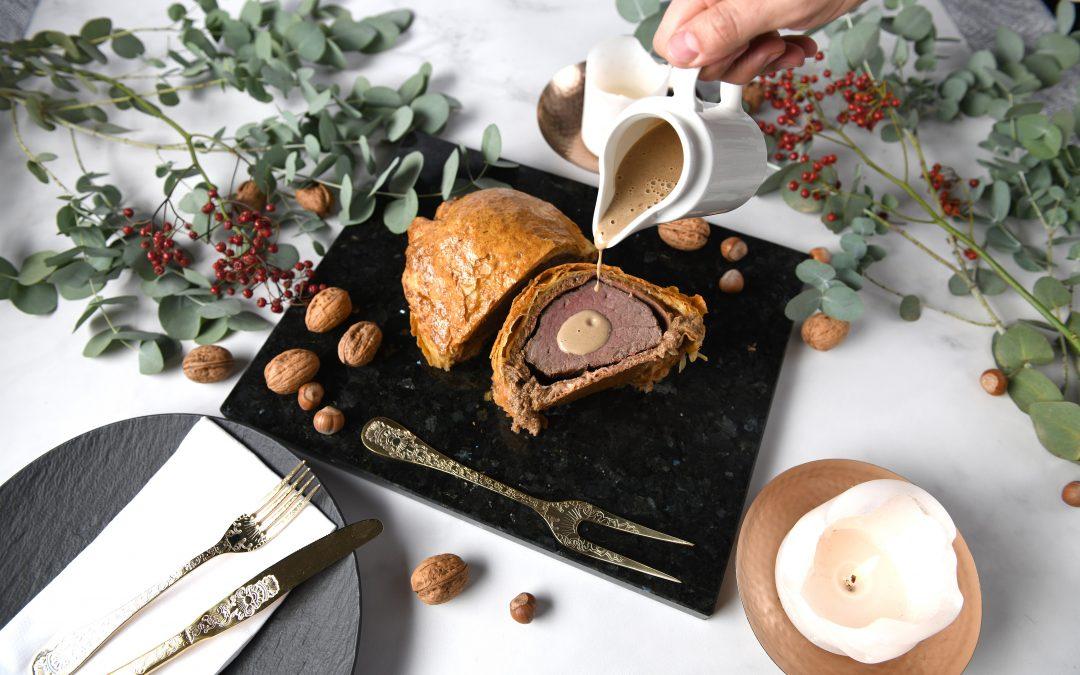 Recetas con carne de vacuno para unas comidas navideñas originales